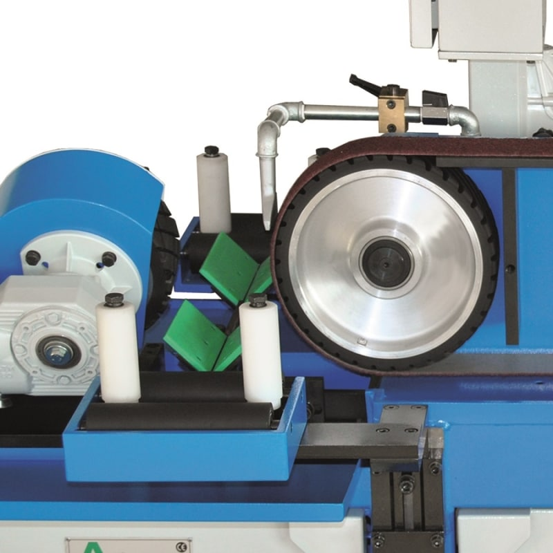 Aceti Art 65 Supports Aceti Art 65 Abrasive Centreless Machine   EC Hopkins Limited