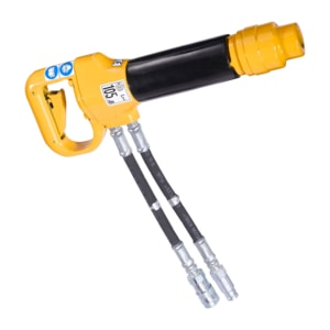 underwater chipping hammer