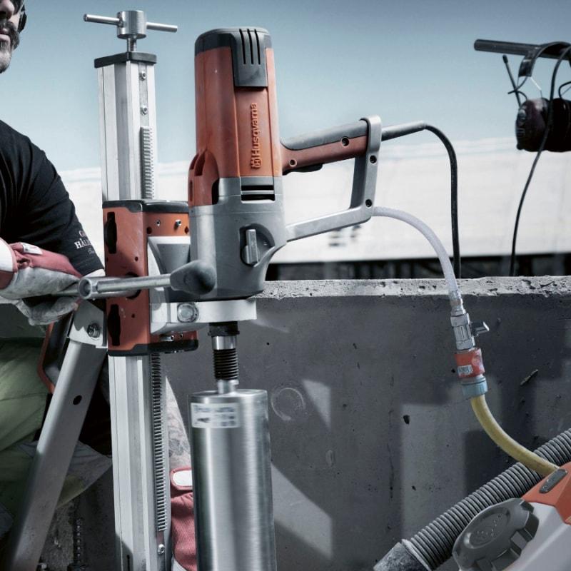 Core Drilling Husqvarna DS250 Drill Stand | EC Hopkins Limited
