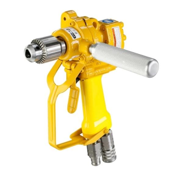 underwater drill