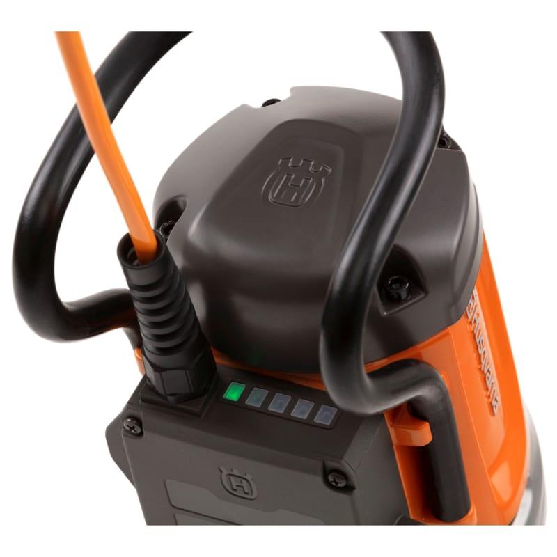 DM400 Handle guard Husqvarna DM400 Core Drill Motor | EC Hopkins Limited