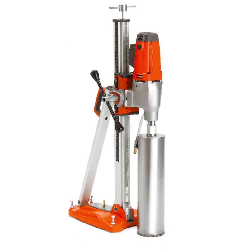 Husqvarna DMS240 Drill Stand and Motor