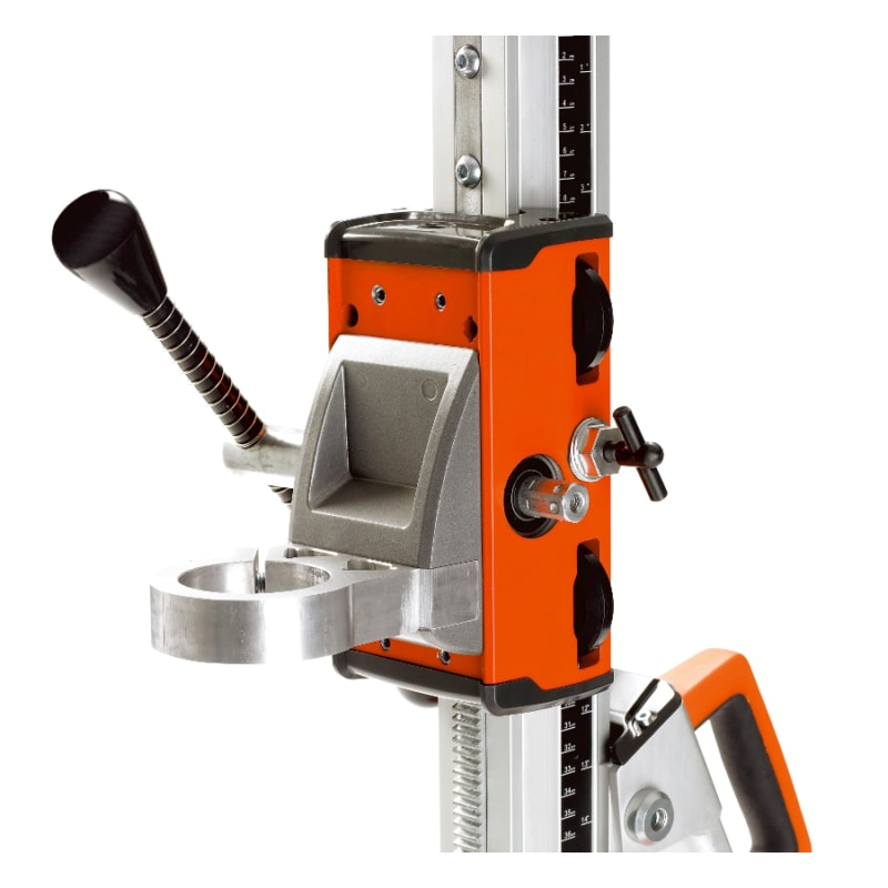 DS150ATS Drill Stand close up Husqvarna DS150ATS Drill Stand | EC Hopkins Limited