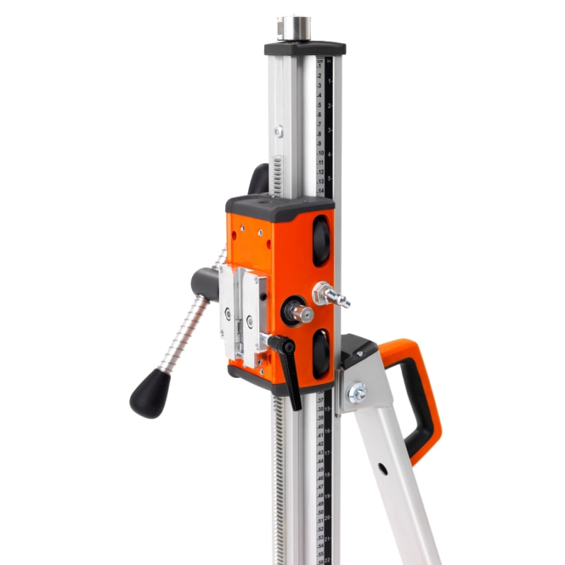 DS250ATS Stand close up Husqvarna DS250 Drill Stand | EC Hopkins Limited