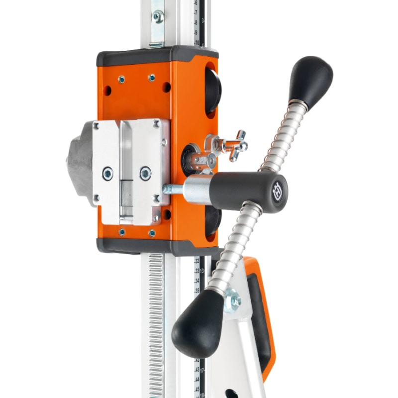 DS250ATS Stand fitting Husqvarna DS250 Drill Stand | EC Hopkins Limited