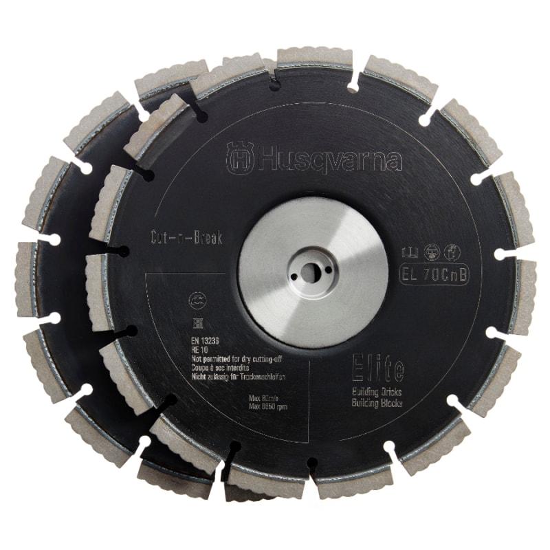 Cut n Break EL70 Discs