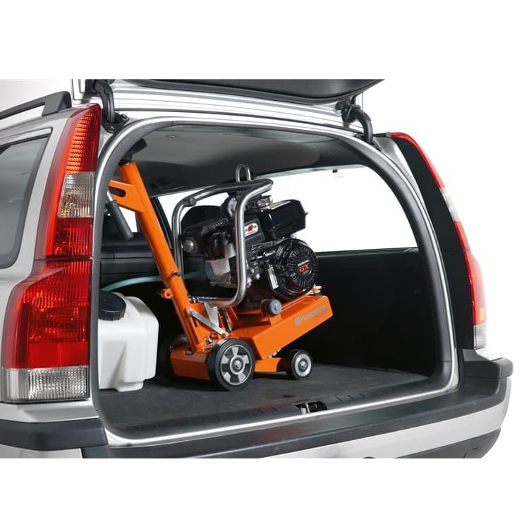 FS305 Compact Floor Saw Husqvarna FS305 Floor Saw 350mm | EC Hopkins Limited