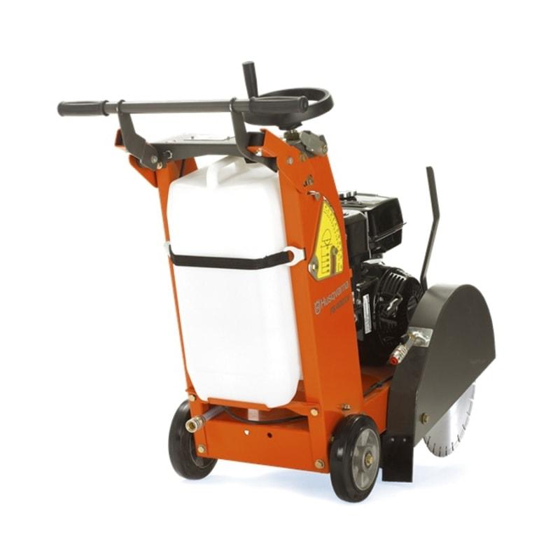 FS400LV back Husqvarna FS400 LV Floor Saw 450/500mm | EC Hopkins Limited