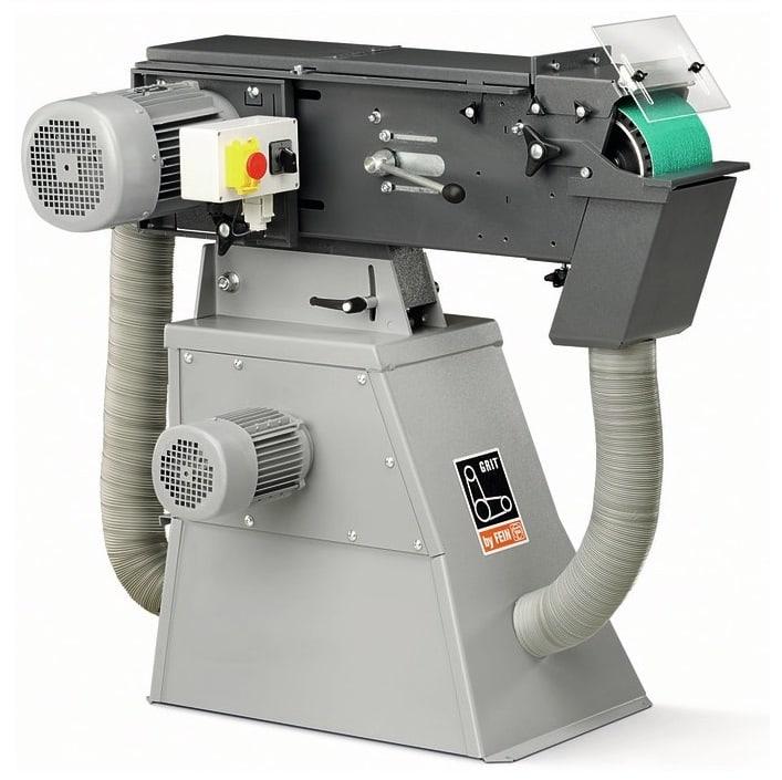 GI150 2H GIBE Fein GI150-2H Abrasive Belt Grinder | EC Hopkins Limited