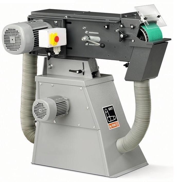 GI150 GIBE Fein GI150 Abrasive Belt Grinder | EC Hopkins Limited