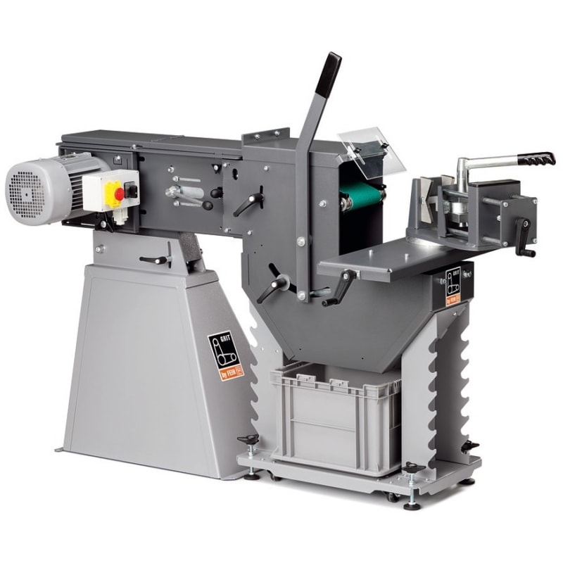 GI150 GIR Fein GI150-GIR Tube Notching Machine | EC Hopkins Limited