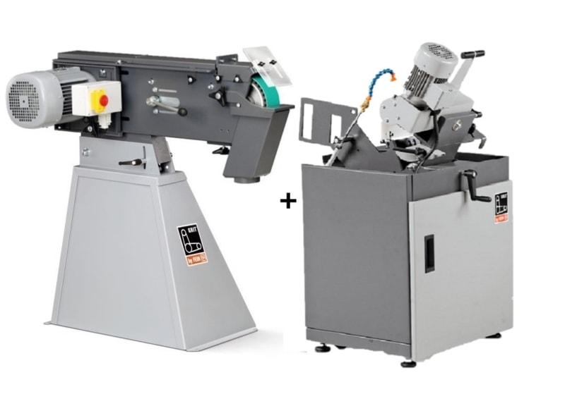 Fein GI75-GIC Abrasive Centreless Machines