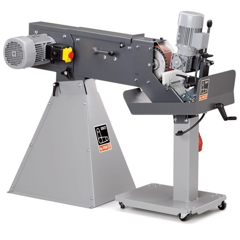GX75 GXC 1 Fein GX75-GXC Abrasive Centreless Machines | EC Hopkins Limited