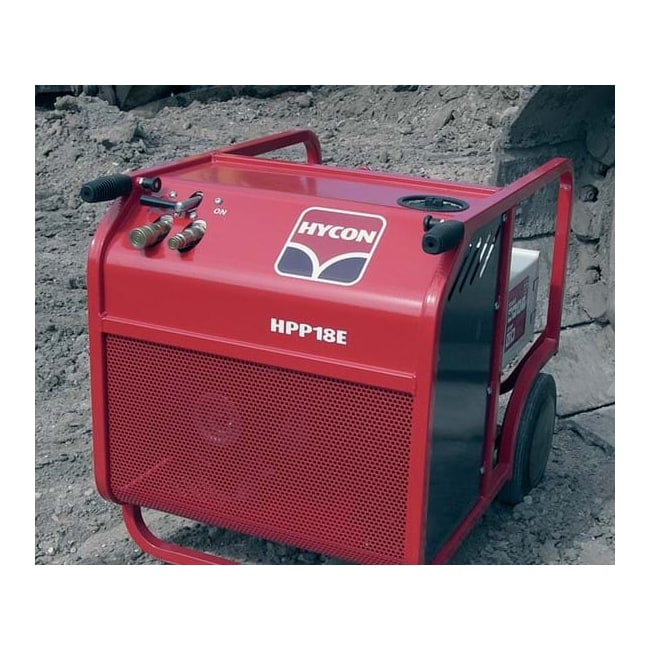 HPP18E Power Pack Hycon HPP18 FLex Electric Powered Hydraulic Power Pack | EC Hopkins Limited