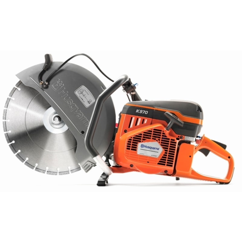 HUSQVARNA K970 SAW 900 x 900 Husqvarna K970 Petrol Disc Cutter | EC Hopkins Limited