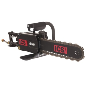 Pneumatic Diamond Chainsaw