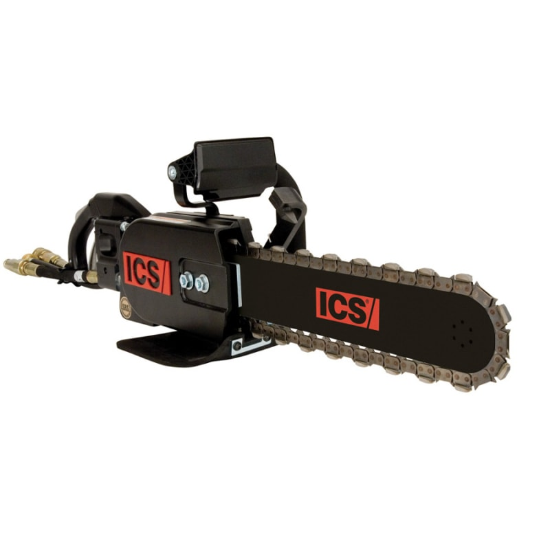 ICS 890 diamond chainsaw