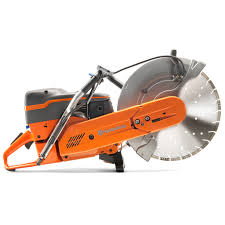 K1270 side Husqvarna K1270 Petrol Disc Cutter | EC Hopkins Limited