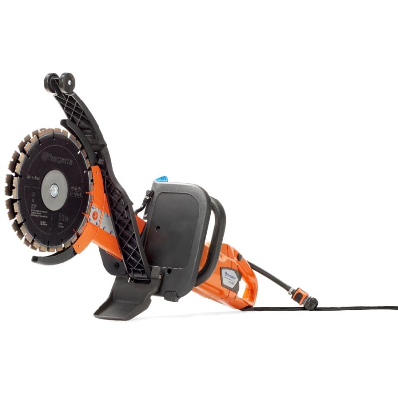 K4000 Cut Break side 1 Husqvarna K4000 Cut-n-Break 110v & 230v | EC Hopkins Limited