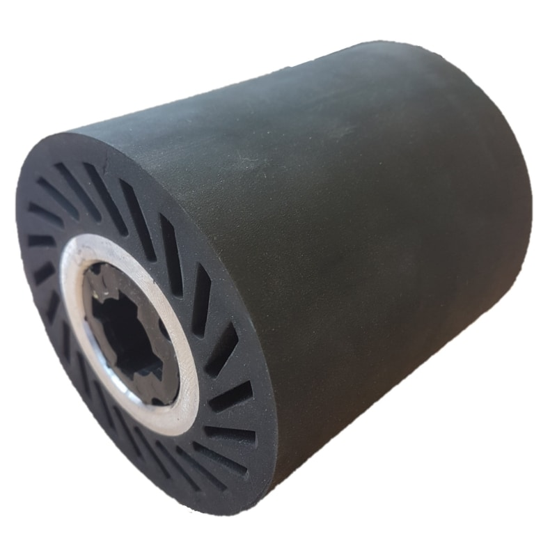 Expanding Rubber Drum