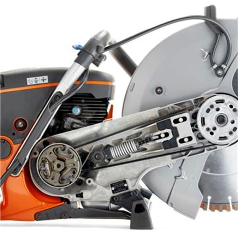 k770 tensioner Husqvarna K770 Oil Guard Saw Petrol Disc Cutter | EC Hopkins Limited