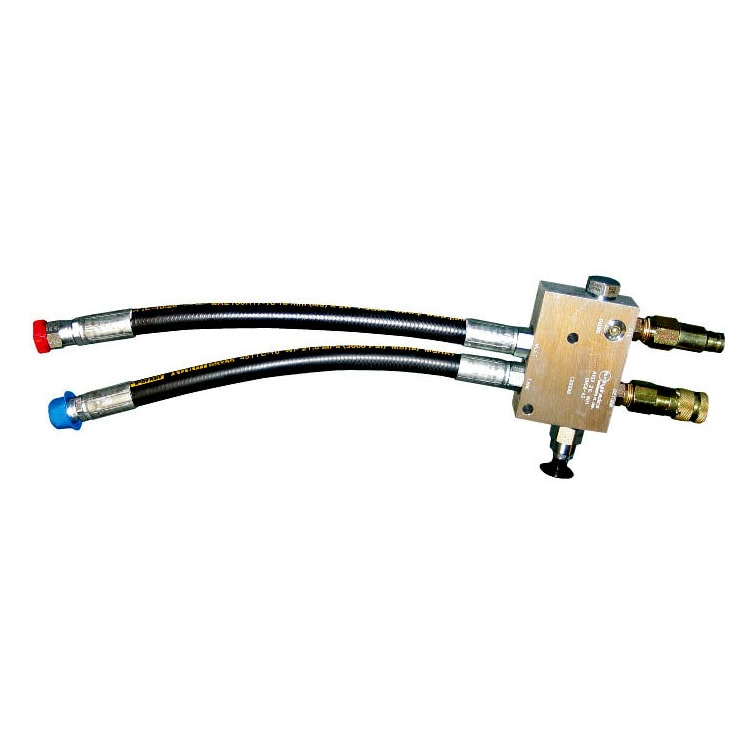 70350 flow adaptor ICS Hydraulic Flow Adaptor | EC Hopkins Limited