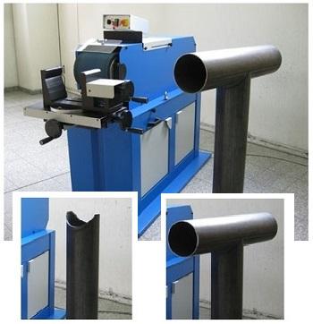 ART 142 1 Aceti 142 Extra Heavy Duty Abrasive Tube Notching Machine | EC Hopkins Limited