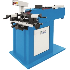 Aceti 130 Universal Heavy Duty Abrasive Tube Notching Machine