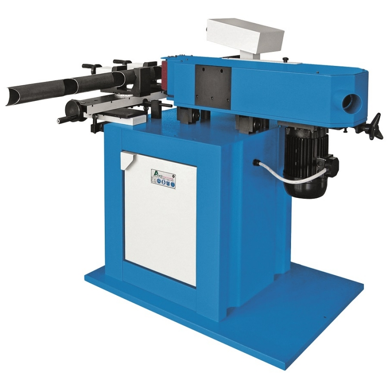 ART 130 Vert Aceti 130 Universal Heavy Duty Abrasive Tube Notching Machine | EC Hopkins Limited