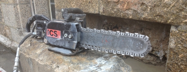 Castle Drogo 890F4 Diamond Chainsaw