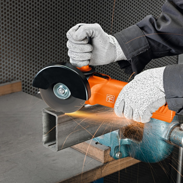 Compact Angle Grinder 1 Fein WSG 8 Compact Angle Grinder 800W | EC Hopkins Limited