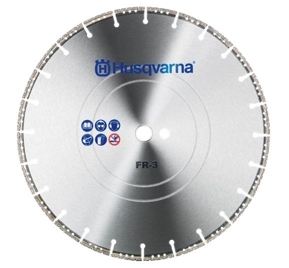FR3 Blade Husqvarna Diamond Rescue Blade FR3 | EC Hopkins Limited