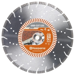 Husqvarna Vari-Cut S35 Diamond Disc