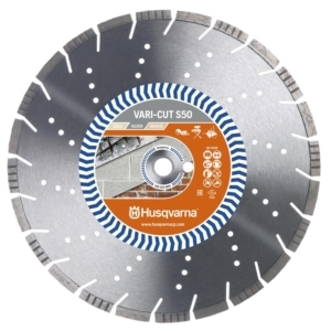 Husqvarna Vari-Cut S50 Diamond Disc
