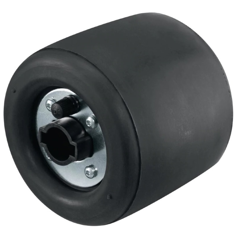 Inflatable wheel 1 Flex Inflatable Drum 90x100mm for Abrasive Belts | EC Hopkins Limited