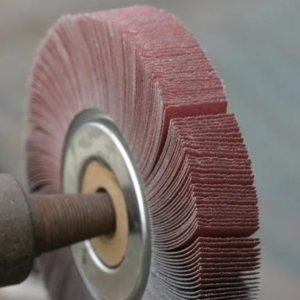 Wooden Centred Flap Wheels