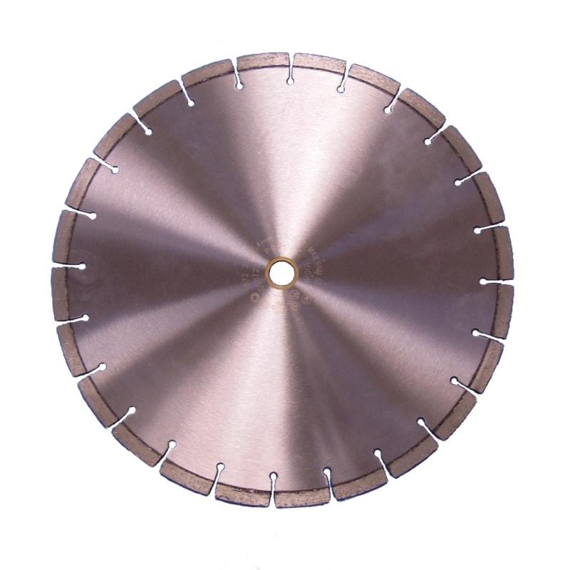Pre cut diamond disc