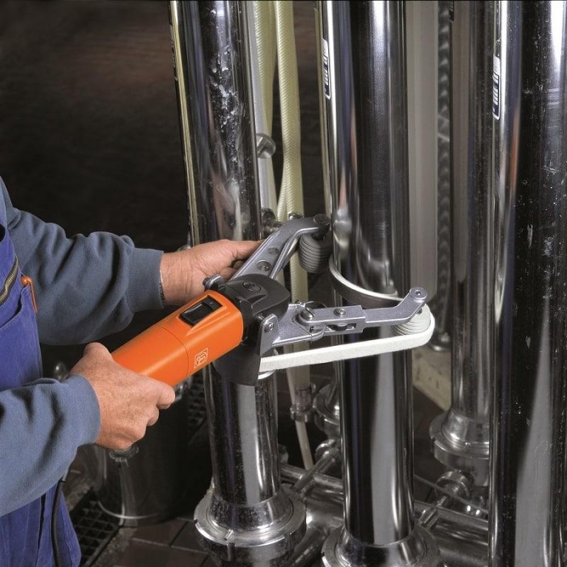 RS12 70E 4 Fein RS12-70E Tube and Pipe Sander Starter Set | EC Hopkins Limited