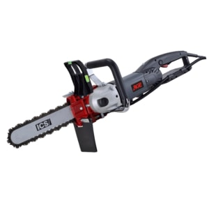 Electric diamond chainsaw