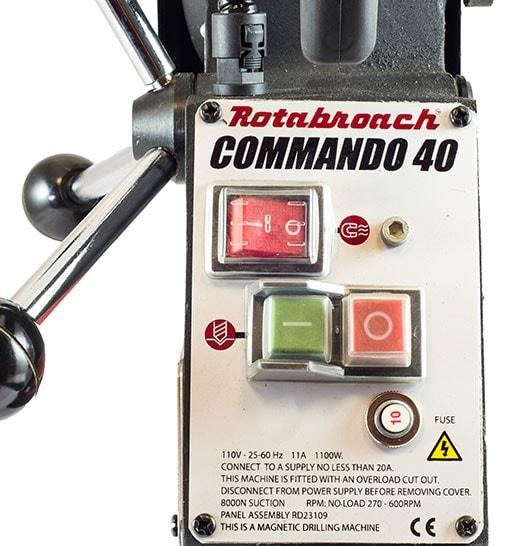 Commando 40
