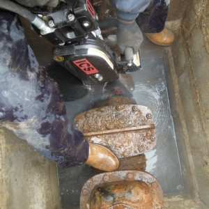 Large Valve Replacement