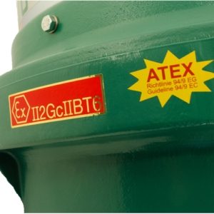 Atex Approved Axial Fans & Air Movers