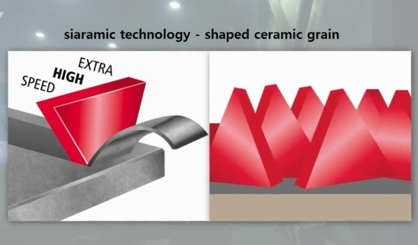 maxresdefault sia 4582 siaramic Ceramic Fibre Discs with Top Coat (X-Lock) | EC Hopkins Limited
