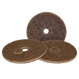Vortex rapid prep discs