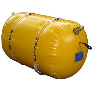 Cylindrical Enclosed Lift Bags