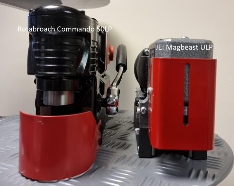 20210517 143207 1 JEI MagBeast ULP - Ultra Low Profile Mag Drill | EC Hopkins Limited