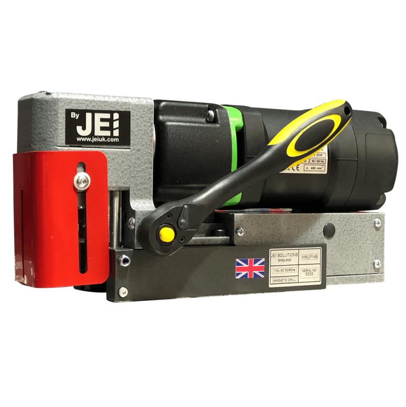 JEI Magbeast ULP 1 JEI MagBeast ULP - Ultra Low Profile Mag Drill | EC Hopkins Limited