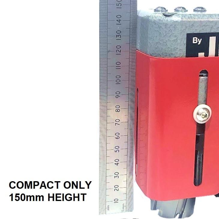 JEI Magbeast ULP 2 JEI MagBeast ULP - Ultra Low Profile Mag Drill | EC Hopkins Limited