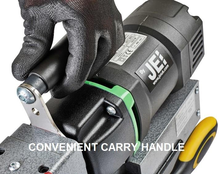 JEI Magbeast ULP 5 JEI MagBeast ULP - Ultra Low Profile Mag Drill | EC Hopkins Limited