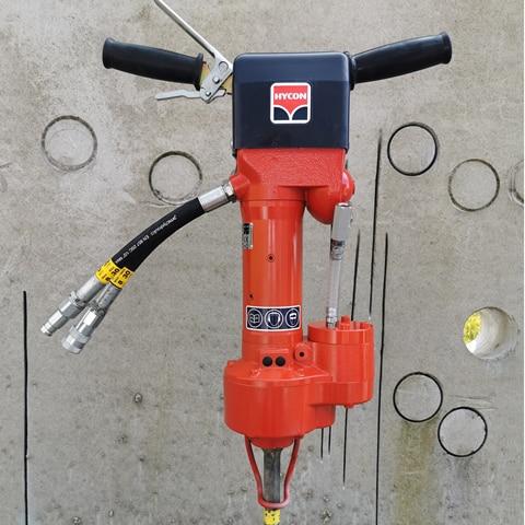 HRD28X Rock Drill No2 HYCON HRD28X Hydraulic Rock Drill | EC Hopkins Limited